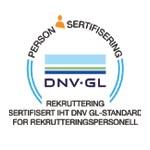 Person sertifisering Interimledelse