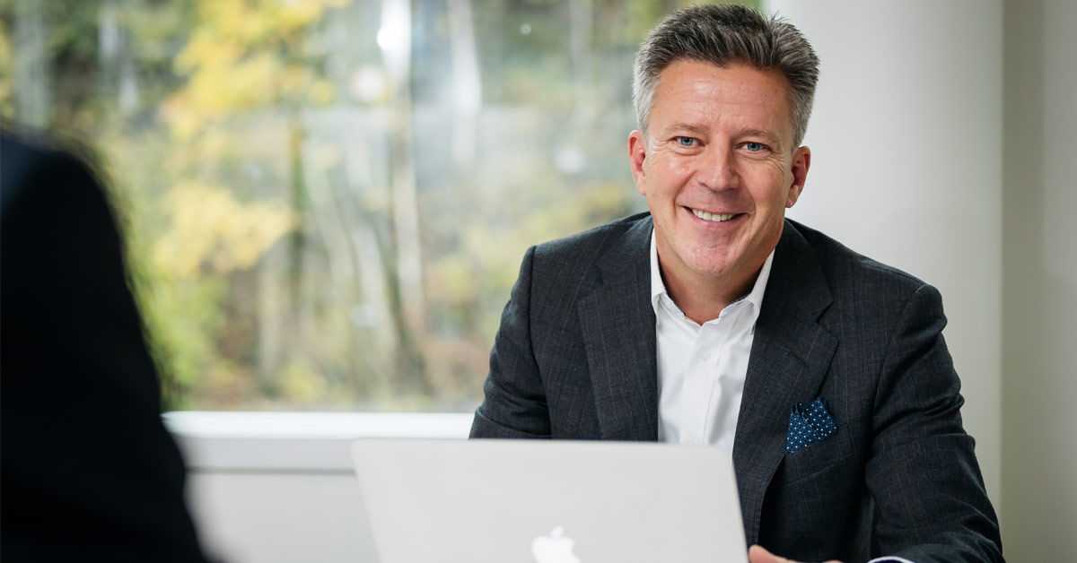 interimleder Interim Norge