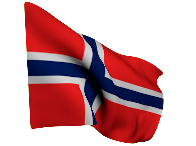 Norske flagget