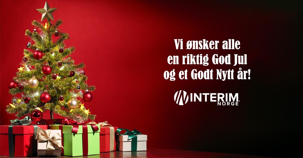 Julehilsen 2021 Interim Norge