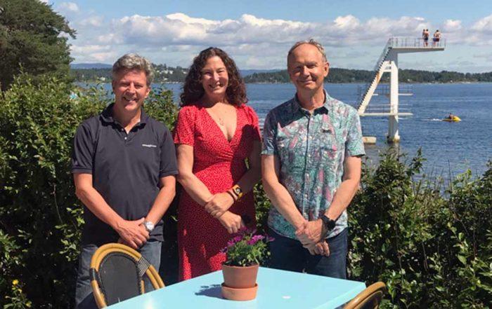Sommerhilsen fra oss i Interim Norge